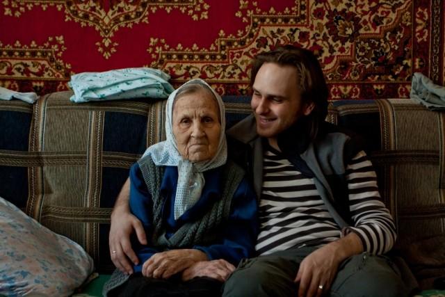Бабушка Евдокия