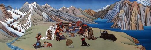Tenzing Norbu 'Caravan'