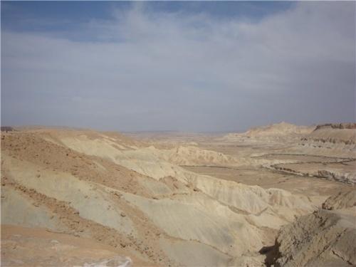 пустыня Негев.