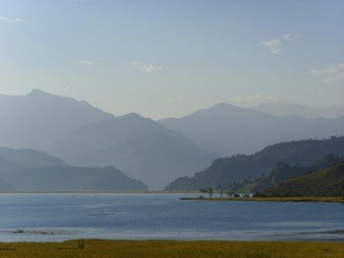Озеро Фева вчера