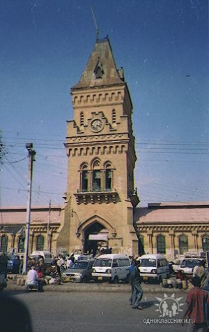 Эмпресс Маркет - крупнейший рынок Карачи - 20 лет спустя