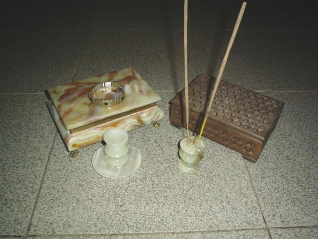 привезенные из Карачи сувениры