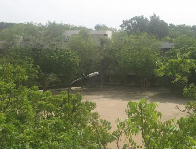 Вид на Т2 с крыши Т3