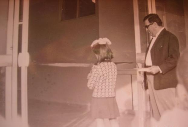 1 сент. 1977. Открытие школы.