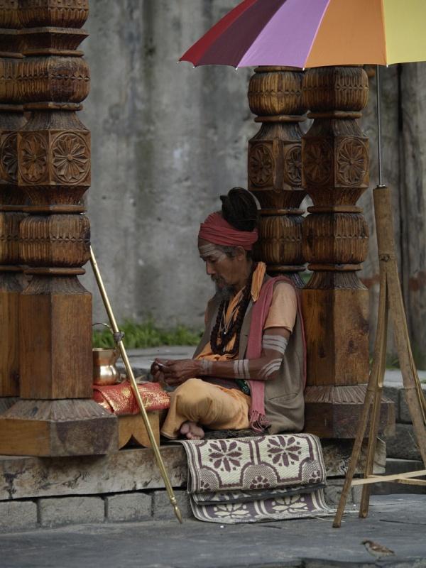 Тайский баба в Вашиште
