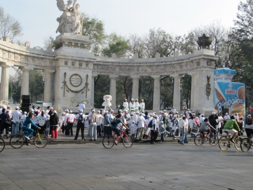 мехиканский День здоровья