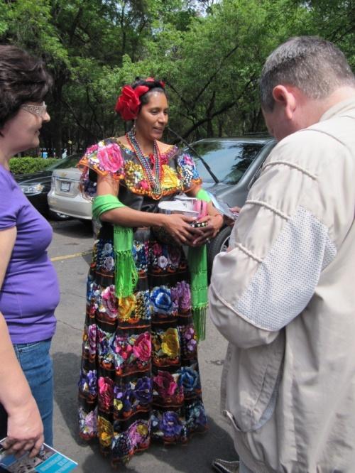 мексиканский национальный костюм- красиво ж?