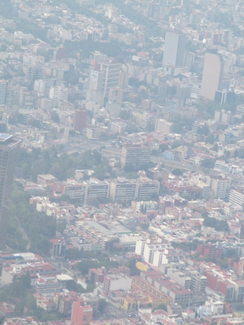 под крылом Мехико