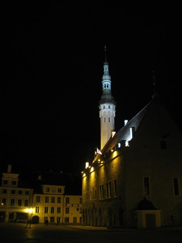 Ратушная Площадь - одно из сокровищ Таллинна