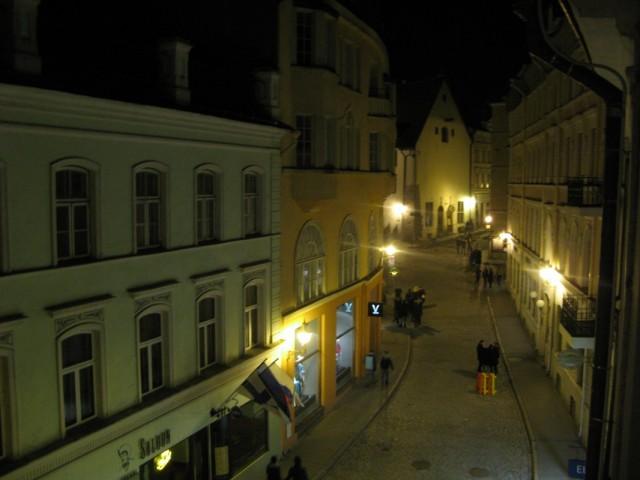 Старый Таллинн ранней весной...