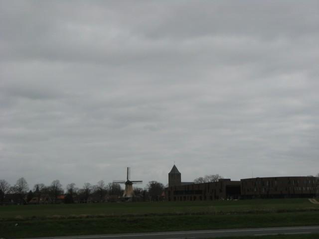 Один из символов Нидерландов - мельница