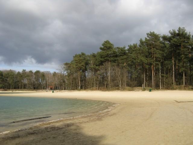 Лесной Пляж