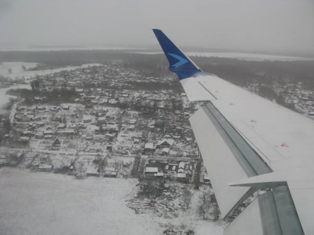 Эстония издалека так похожа на Россию...