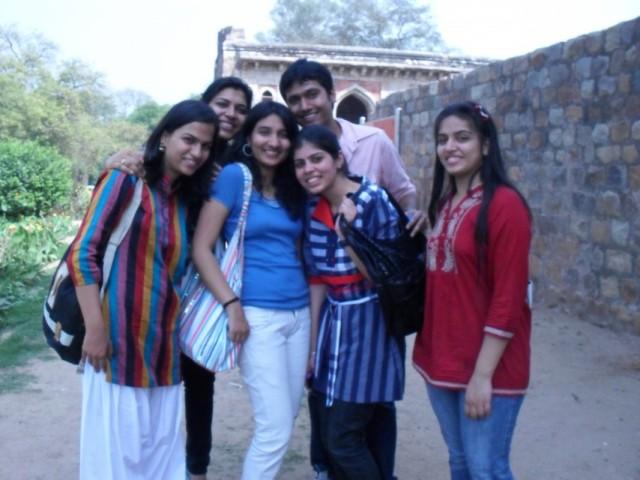 студенты из Джайпура