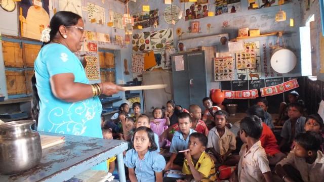 перемена - она и в Индии перемена