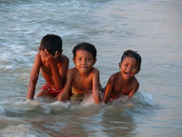 Бирма. Нгапали