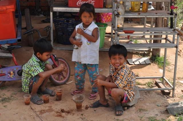 Камбоджа. Сием Рип