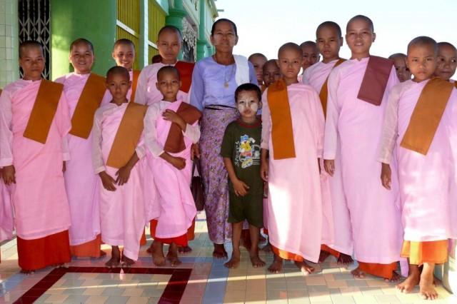 Бирма. Сагаинг