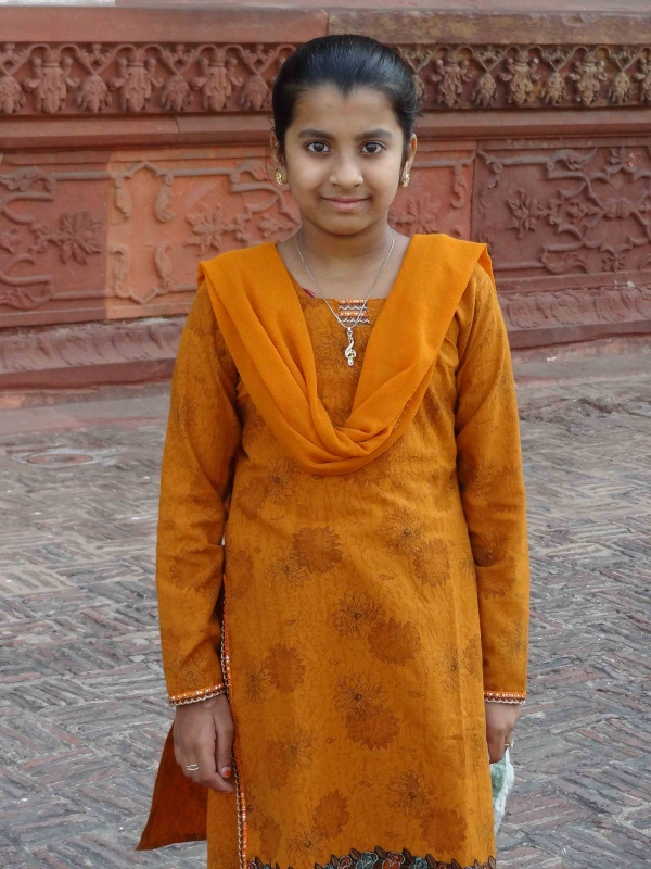 Индия. Агра