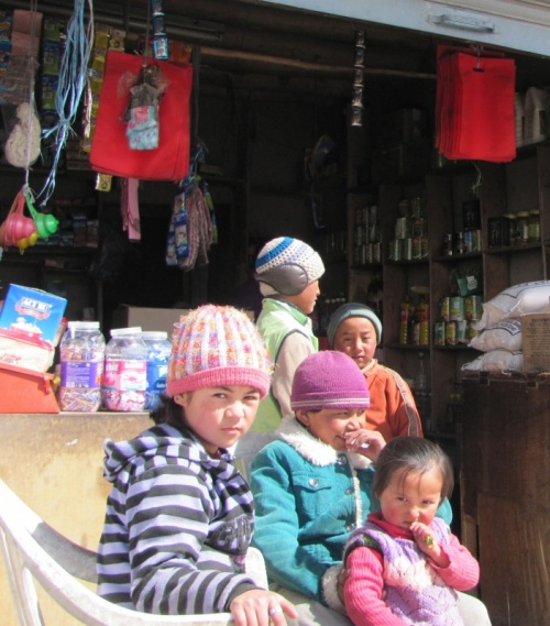 потеплело в Тибете