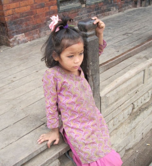 молчаливая красотка - Бхактапур