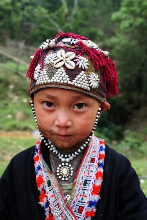 Малыш из SAPA -Северный Вьетнам