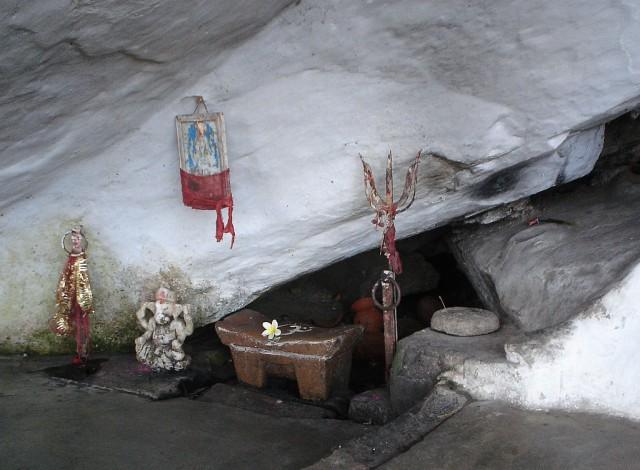 ритуальные предметы алтаря