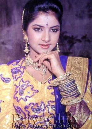 Дивья Бхарти - трагически погибла