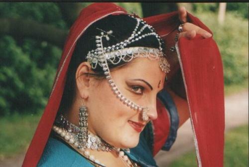 раджастанский танец