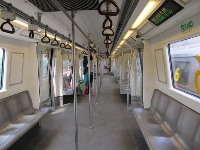 метро, внутри