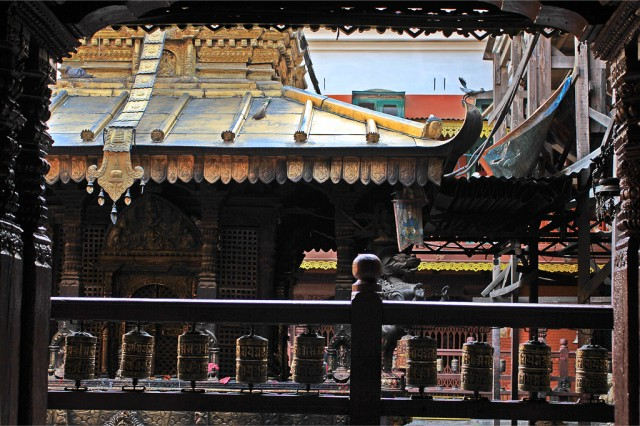 Храмы, храмы...