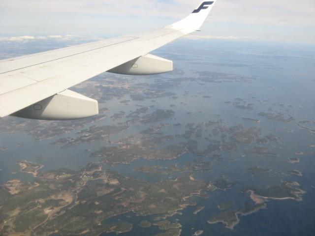 Финские острова