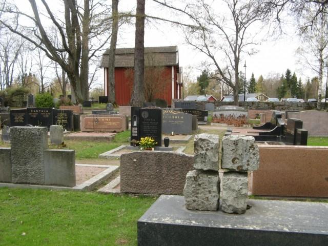 Кладбище возле Церкви Св. Лаврентия