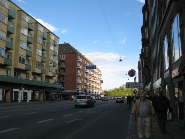 На улицах Копенгагена