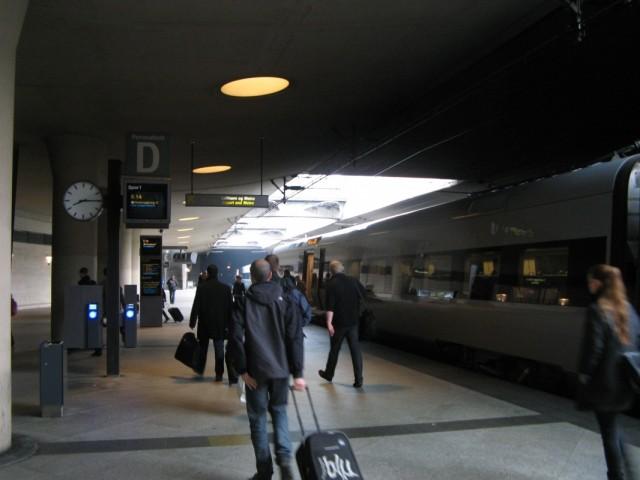 "Станция ""Люфтхавнен"""