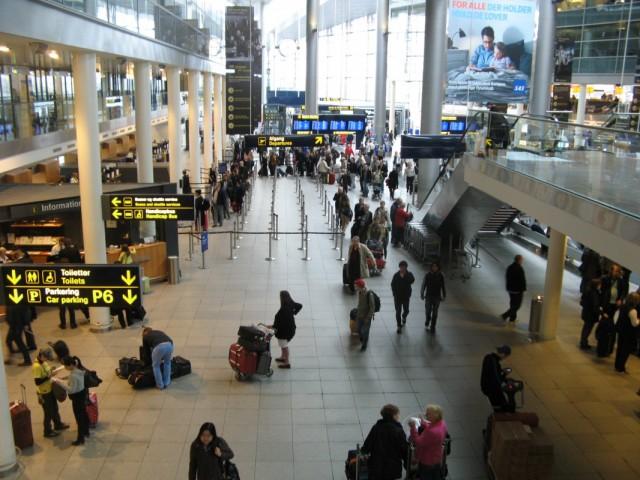 Копенгагенский аэропорт