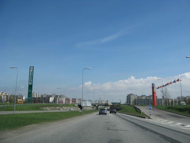 Восточный Таллинн - район Ласнамяе