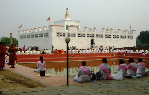 Храм Майа Деви