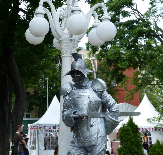 и серебряные рыцари