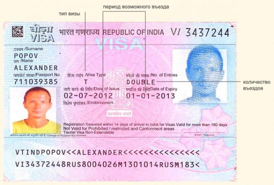 Visa India (new)