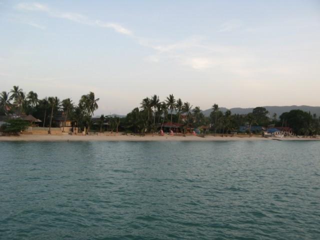 Довольно бюджетный пляж Самуи - Бо Пхут