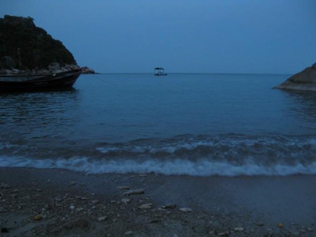Последний закат на Хаад Тхиан