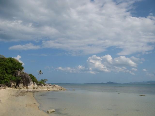 Начало бухты Ао Хин Лор