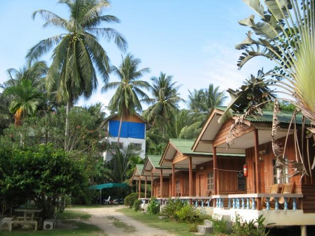 Бунгало-ресорт на Хаад Баан Каи