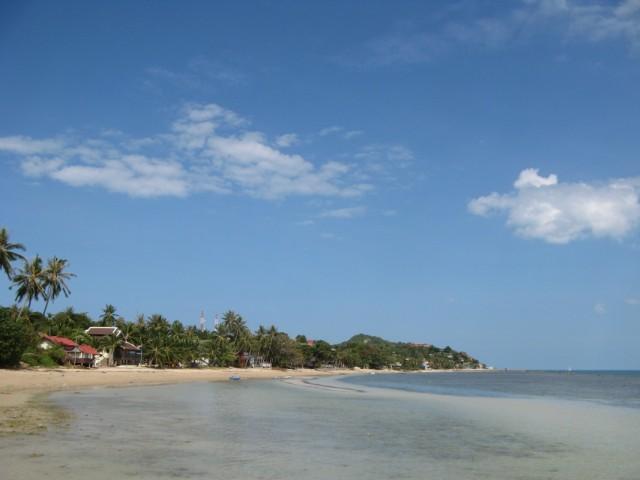 Пляж Хаад Рин Наи