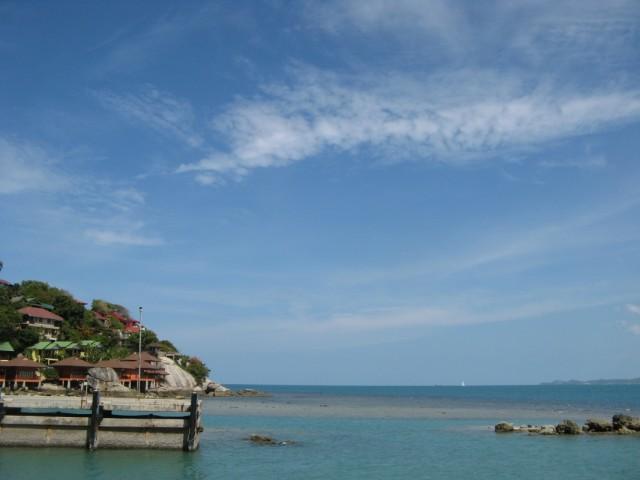 Хаад Рин, Сиамский залив, Ко Самуи