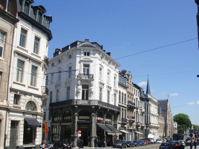 На улицах Брюсселя 1