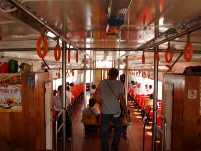 рейсовая лодка по Чао Прае