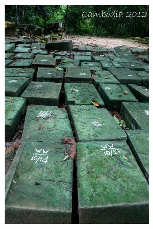 камни для стен Изумрудного города