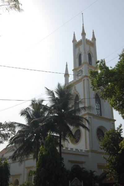 Последнее утро в Мумбае